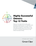 Download Highly Successful Owners Tips document